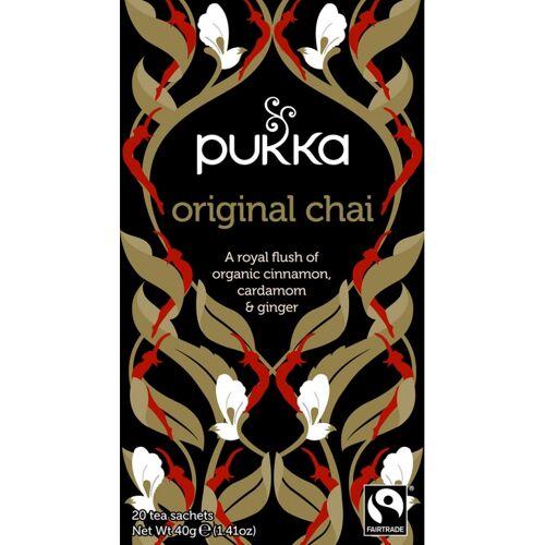 Pukka Original Chai Eco 20 sachets Thee