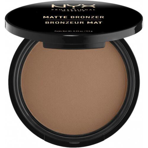 NYX Matte Body Bronzer Deep 9,5 g Bronzer