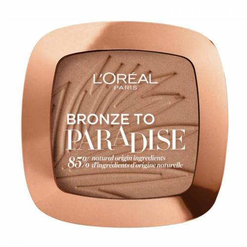 L'Oreal Bronze to Paradise 03 Back To Bronze 9 g Bronzer