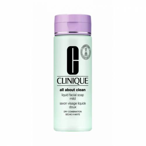 Clinique Liquid Facial Soap Mild 200 ml Gezichtszeep