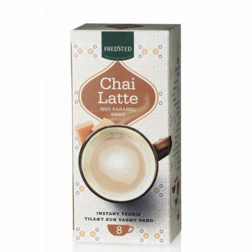Fredsted Chai Latte Caramel 208 g Thee