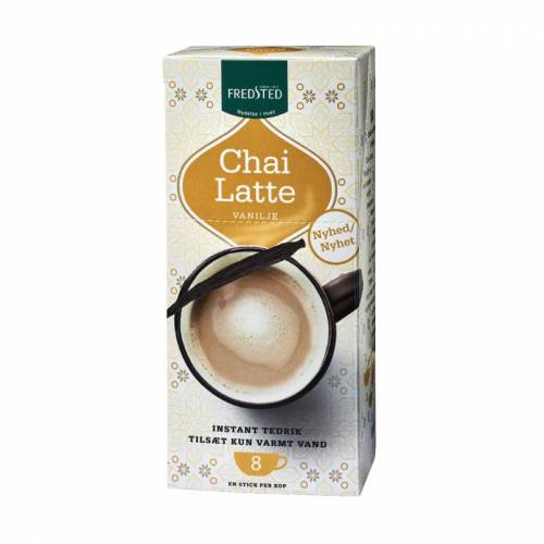 Fredsted Chai Latte Vanilla 208 g Thee