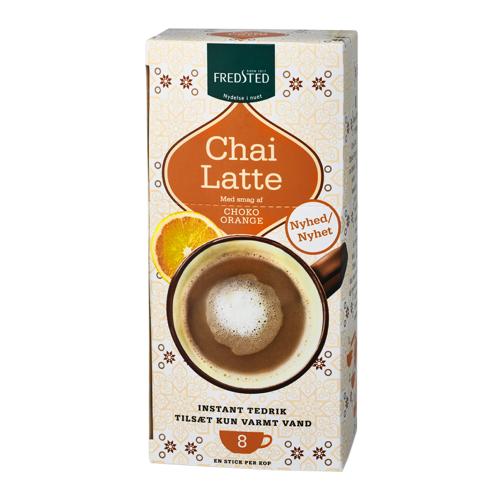 Fredsted Chai Latte Choco Orange 208 g Thee