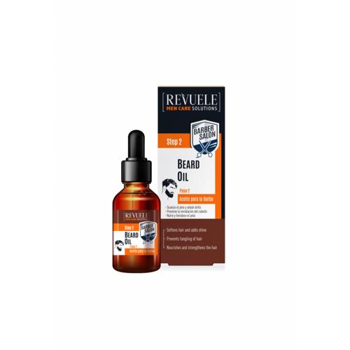 Revuele Men Step 2 Beard Oil 25 ml Baardverzorging