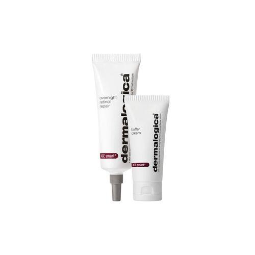 Dermalogica AGE Smart Overnight Retinol Repair & Buffer Cream 30 ml + 15 ml Nachtcrème