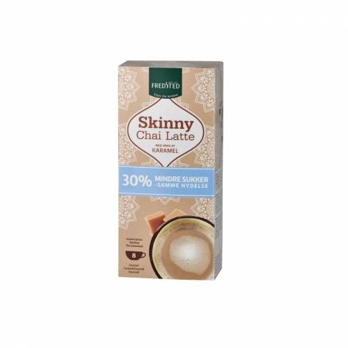 Fredsted Skinny Chai Latte Caramel 136 g Thee