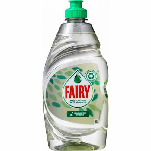 Fairy (Dreft) Afwasmiddel Pure & Clean 450 ml Afwasmiddel