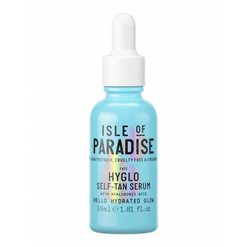 Isle Of Paradise Hyglo Hyaluronic Self Tan Gezichtsserum 30 ml Zelfbruiner