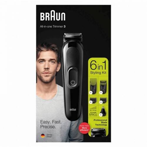 Braun All-In-One Trimmer 3 MGK3220 1 st Haartrimmer