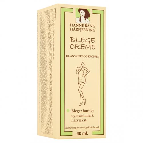 Hanne Bang Bleekcrème 40 ml Haar Bleekmiddel