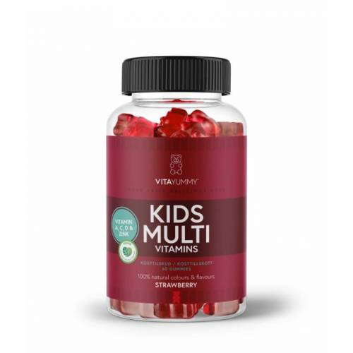 VitaYummy Kids Multivitamin 60 st Multivitaminen