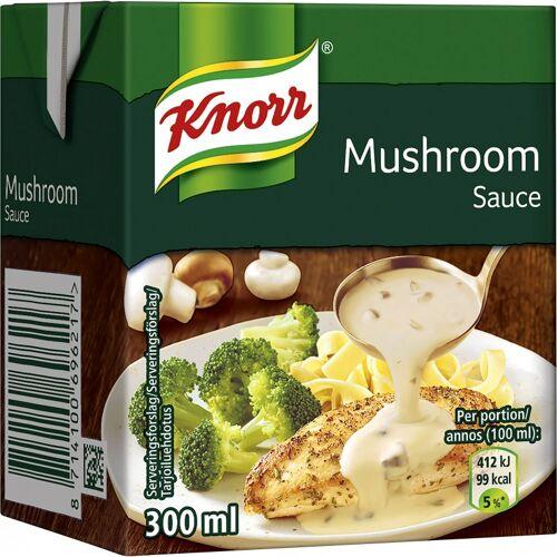 Knorr Champignonsaus 300 ml Saus