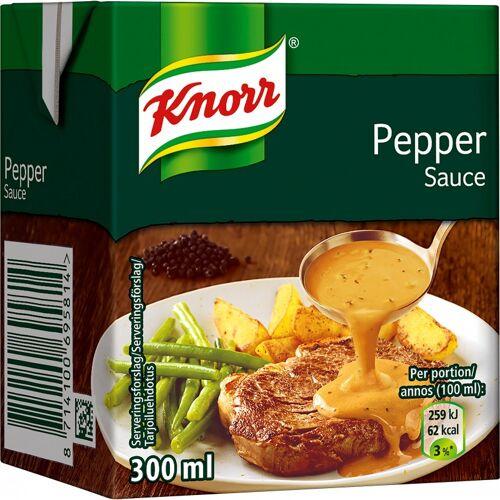 Knorr Pepersaus 300 ml Saus