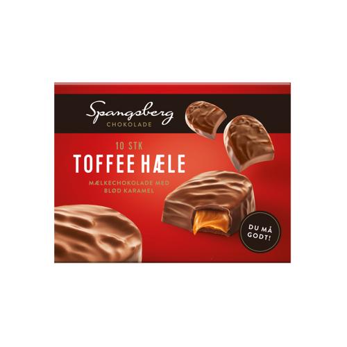 Spangsberg Chocolade Met Toffee 110 g Chocolade
