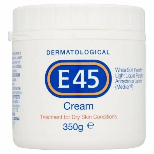 E45 Dermatological Cream 350 g Bodylotion