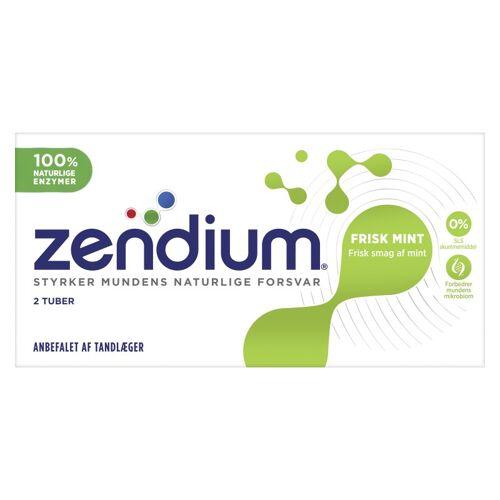 Zendium Fresh Mint 2-pak Tandpasta 2 x 50 ml Tandpasta