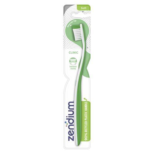 Zendium Clinic Soft Tandenborstel 1 st Tandenborstel