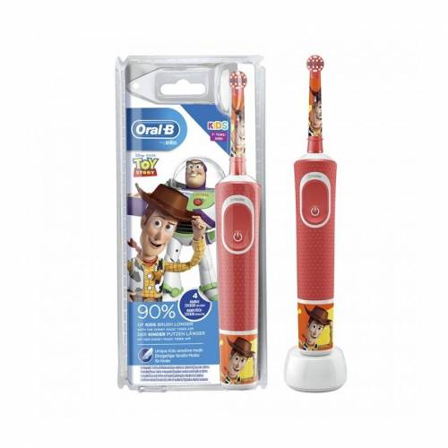 Oral-B Vitality 100 Kids Toy Story Elektrische Tandenborstel 1 st Elektrische Tandenborstel