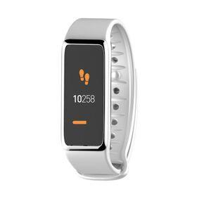 MyKronoz ZeFit3 smartwatch activity tracker - Wit Zilver