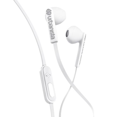 Urbanista San Francisco oortjes earphones - Wit