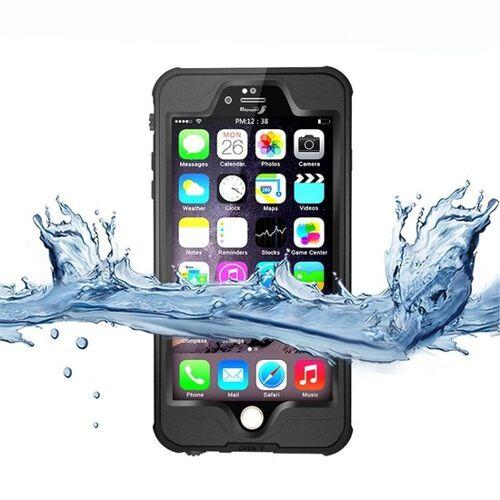 GadgetBay Waterdicht hoesje iPhone 6 6s Waterproof IP68 - Waterbestendig tot 2 meter onderwater
