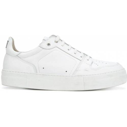 AMI Low Top Trainers With High Sole
