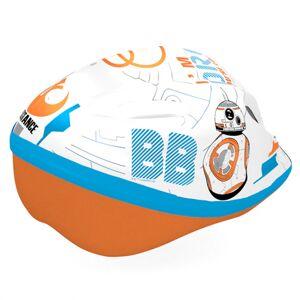 Disney fietshelm BB8 junior wit