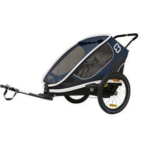 Hamax fietskar Outback One 20 Inch Unisex Navy