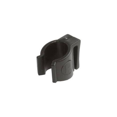 Hesling bevestigingsclip jasbeschermer 16 mm zwart per stuk