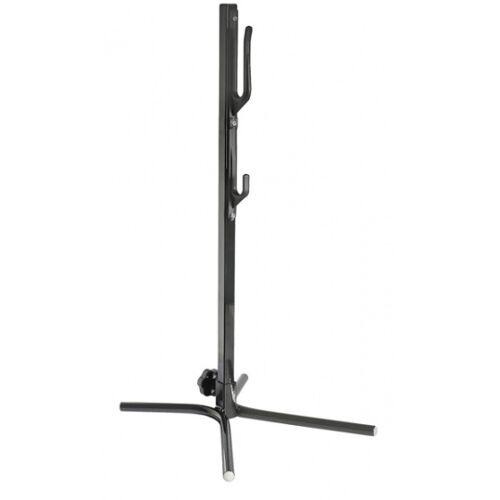 OXC displaystandaard achtervork 61 cm staal zwart