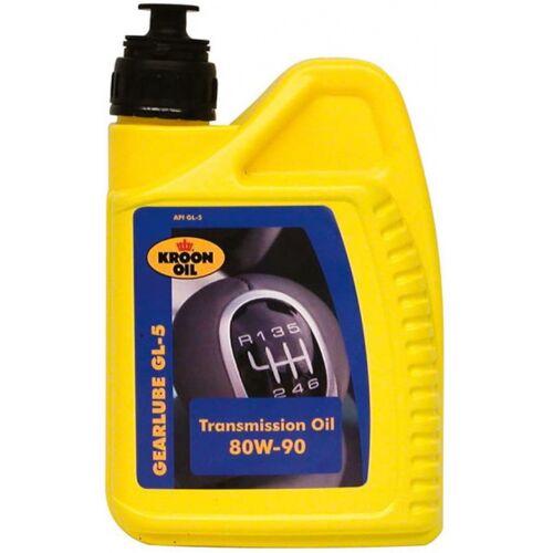 Kroon Oil versnellingsbakolie Gearlube GL 5 80W 90 1 liter