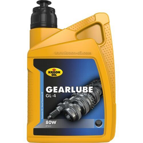 Kroon Oil versnellingsbakolie Gearlube GL 4 80W 1 liter