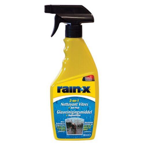 Rain-X Rain X glasreiniger anti regen 500 ml geel
