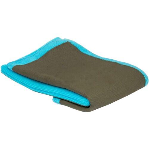 Martin Cox polijstdoek Detailling Clay 30 x 30 cm blauw/zwart