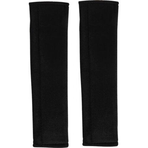 ProPlus gordelhoezen 24 x 6,5 cm zwart 2 stuks
