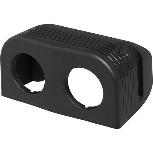 ProPlus installatieframe opbouw 2 voudig 29 mm zwart blister