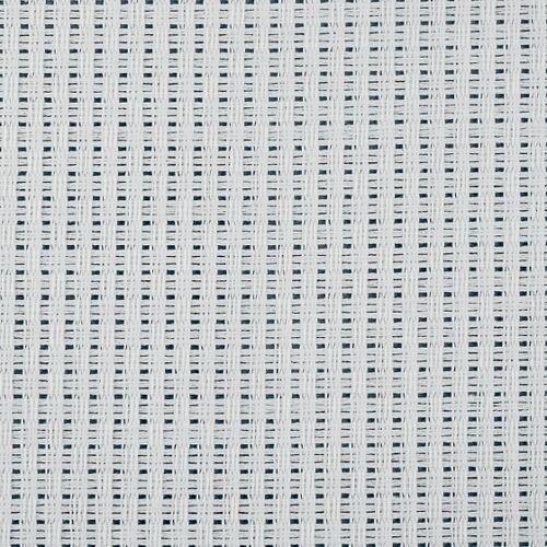 Creotime aida stoffen doek wit 130 cm - Wit