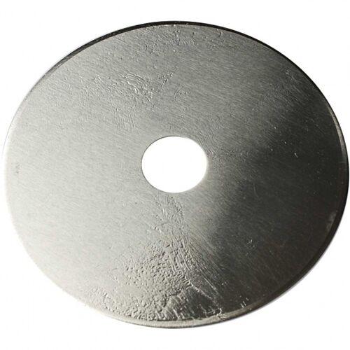 Fiskars reservemes rolmes 45 mm staal - Zilver
