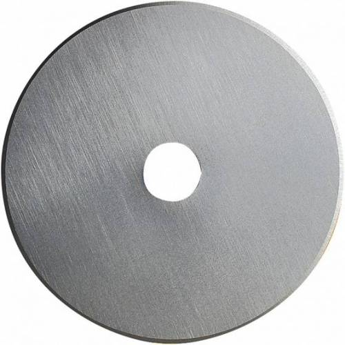 Fiskars reservemes rolmes 60 mm titanium - Zilver