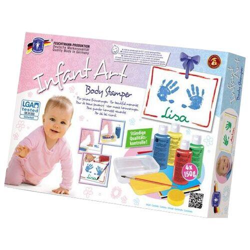 Feuchtmann Infant Art Body Stamper: handafdruk stempelen - Multicolor