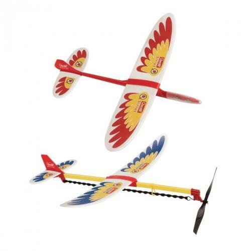 Quercetti Sirius + Libella zweefvliegtuigen - Multicolor