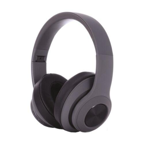 I-Total I Total hoofdtelefoon Enjoy bluetooth 18,5 x 17,5 cm ABS grijs - Grijs