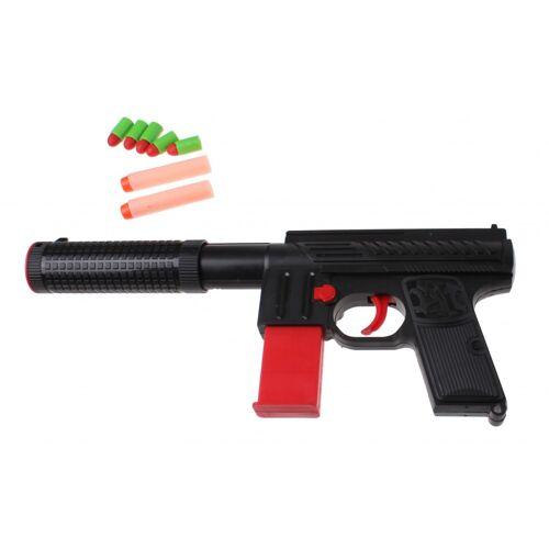 Jonotoys geweer - Zwart