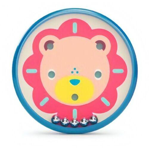 Kid O behendigheidsspel Safari 5 cm blauw - Blauw