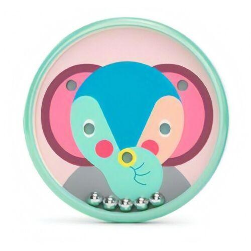 Kid O behendigheidsspel Safari 5 cm groen - Groen