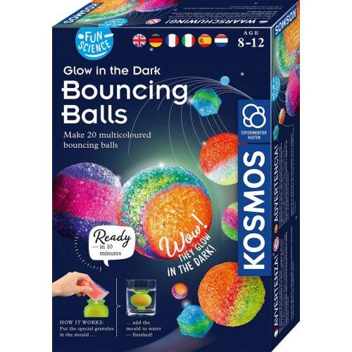 Kosmos stuiterballen Fun Science knutselset junior - Multicolor