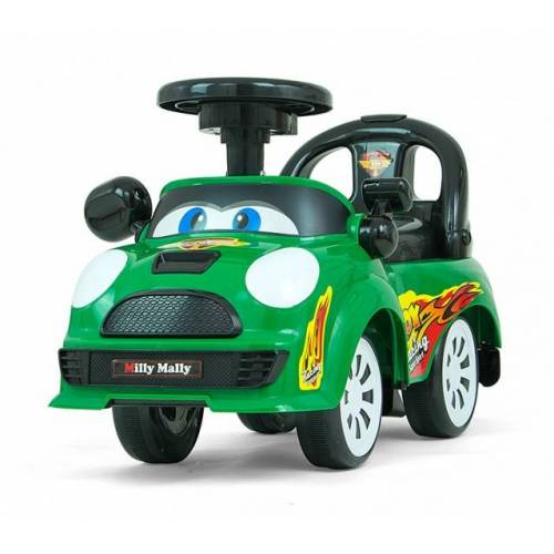 Milly Mally Ride On Joy loopwagen junior groen - Groen