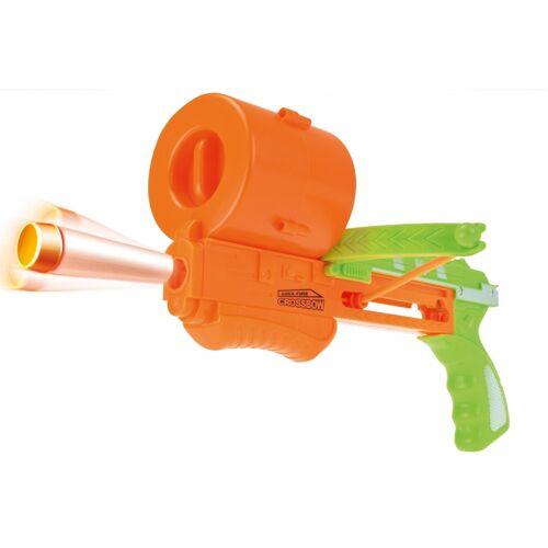 Toi-Toys Toi Toys kruisboog geweer met 12 pijlen 30 cm - Oranje