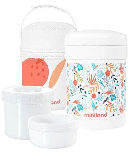 Miniland voedselcontainer Medite...