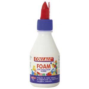 Haza Original Foamlijm fles 100 ml - Wit,Transparant
